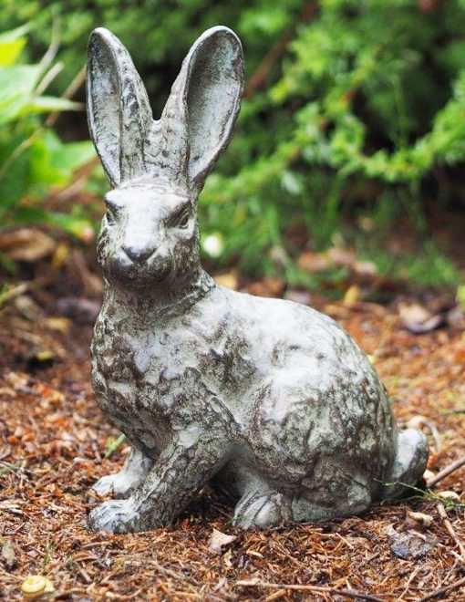 WI 49 Solid Bronze Lapin Debut Sculpture 1 | Avant Garden