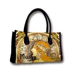 Hand Bag Zodiaque by Mucha