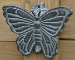 Fine Cast Bronze Butterfly Door Knocker