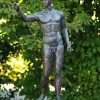 FIME 8 Solid Bronze Naked Man Sculpture By Rodin 1 | Avant Garden