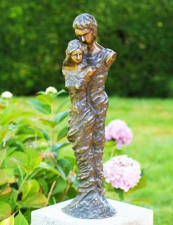 AB 15 Bronze Sculpture Modern Lovers 1 | Avant Garden