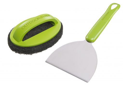 18 211 99 Outdoorchef Accessories Plancha Cleaning Kit