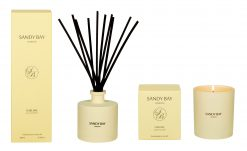 Sandy Bay London Retreat Sublime Candle Reed Diffuser Gift Set