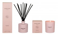 Sandy Bay London Retreat Radiance Candle Reed Diffuser Gift Set