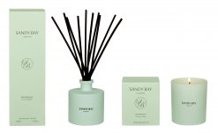 Sandy Bay London Retreat Heavenly Candle Reed Diffuser Gift Set