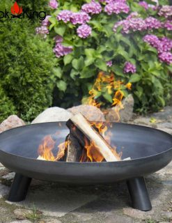 111230 CookKing Fire Bowl Bali 6 Log Burner | Avant Garden