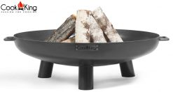 CookKing Fire Bowl Bali 80cm Log Burner