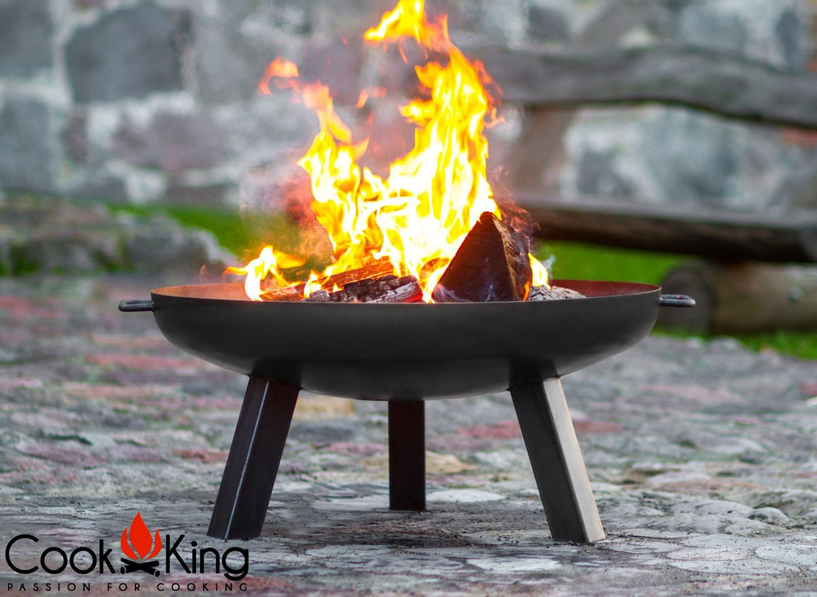 111256 CookKing Fire Bowl Polo 7 | Avant Garden