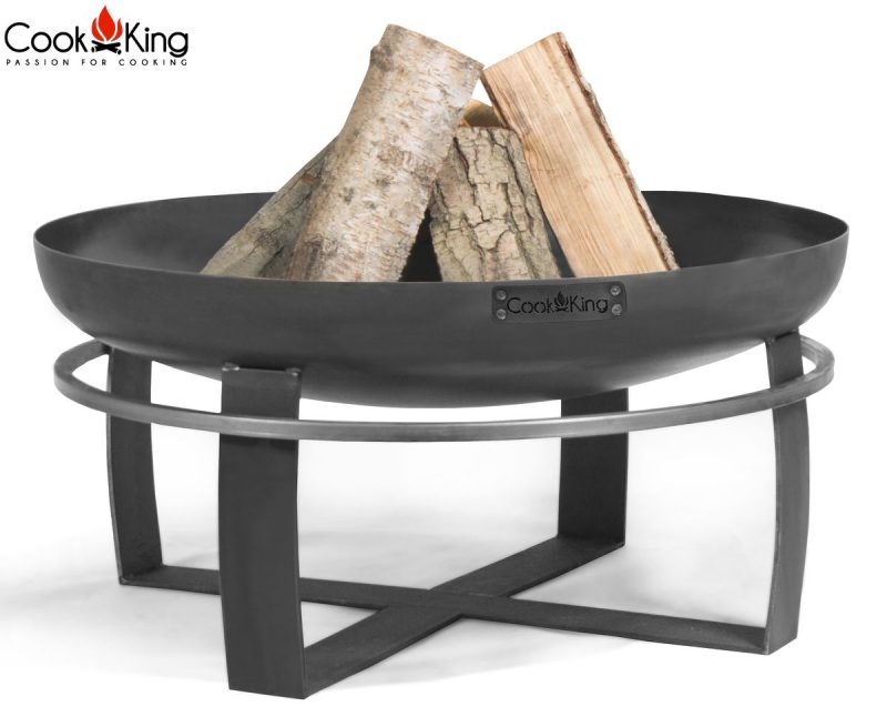 CookKing Fire Bowl Viking 70cm Log Burner