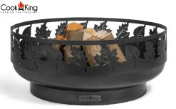CookKing Laser Cut Fire Bowl Toronto 80cm