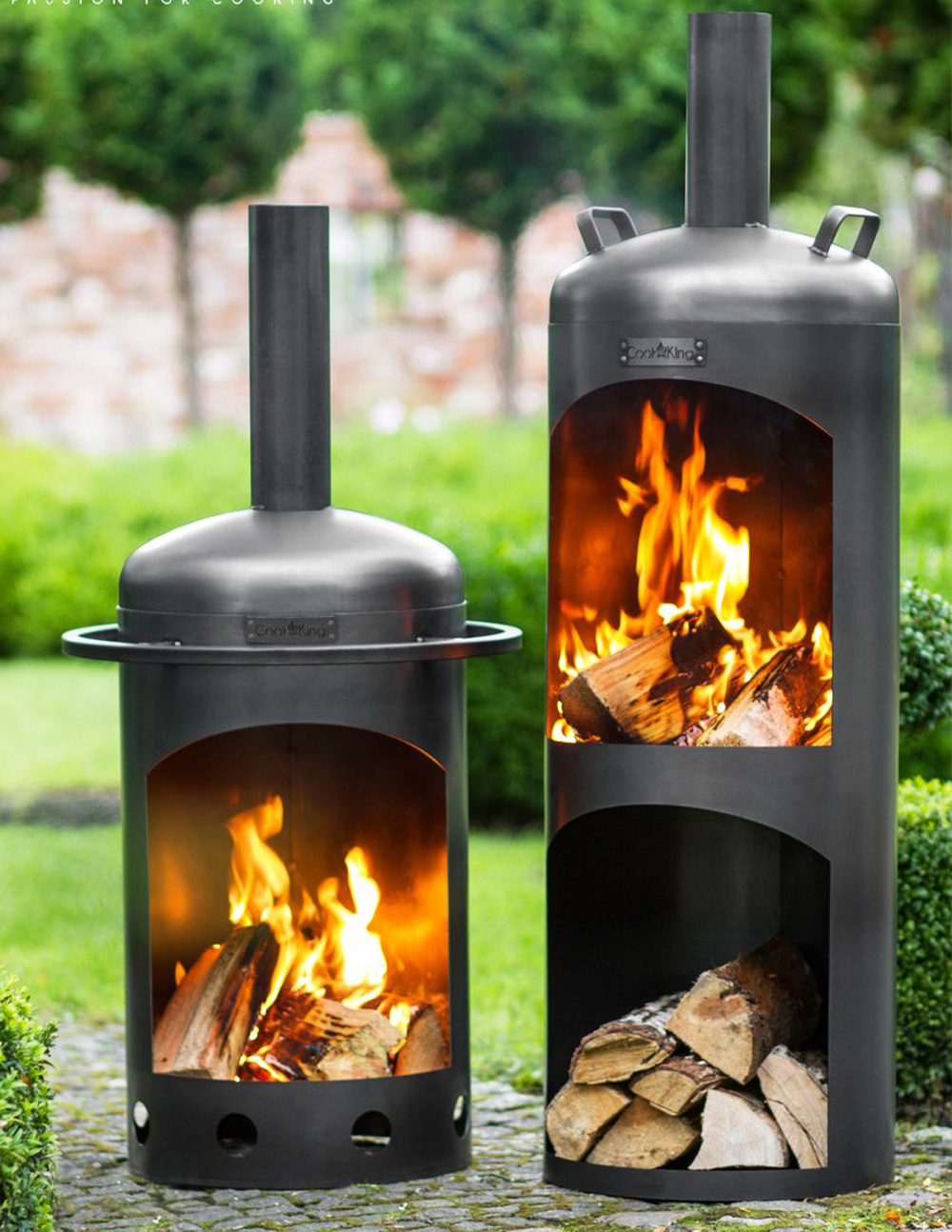 CookKing Fire Stoves Faro & Maroko mix | Avant Garden