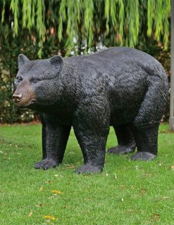 WI 63 Bronze Sculpture Big Bear 1 | Avant Garden
