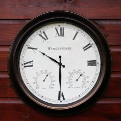 CL001 2 Outdoor Garden Clock Lake Windermere | Avant Garden Guernsey