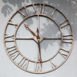 CL004 3 Outdoor Garden Skeleton Clock 76cm | Avant Garden Guernsey