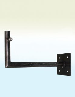 PY004WM Weathervane Wall Mount Fixing Bracket | Avant Garden Guernsey