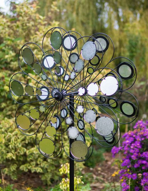 SP575 Mirage Reflector Garden Wind Sculpture 1 | Avant Garden