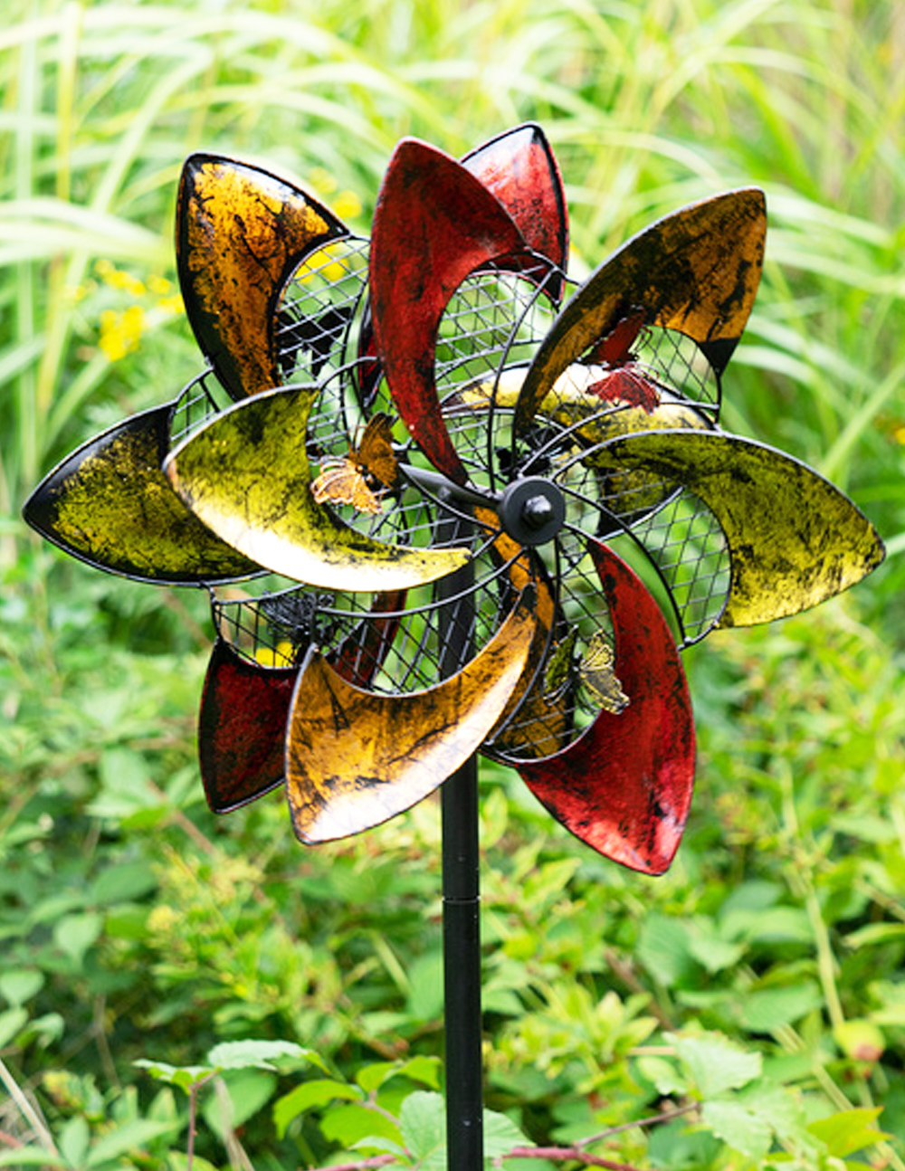 SP585 Windmill Sails Garden Wind Sculpture 1 | Avant Garden