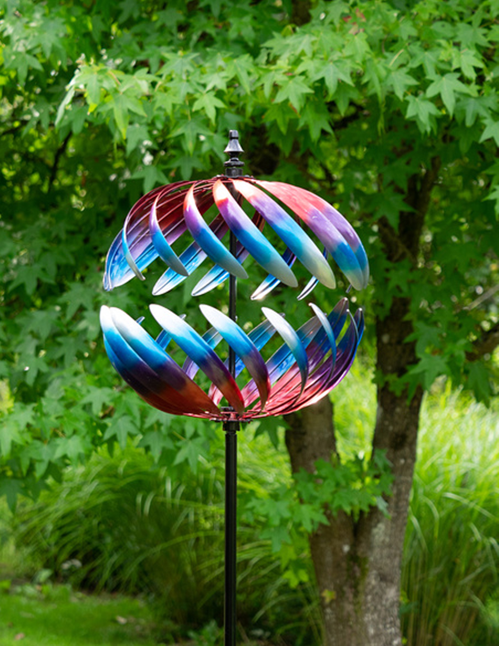 SP600 Wind Sculpture Garden Spinner Sheer Heaven | Avant Garden