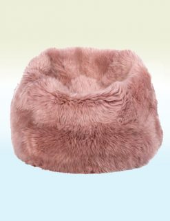 Owen Barry Interiors BeanBag Rose Luxe Large | Avant Garden Guernsey