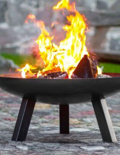 Fire Pits and Wood Burners