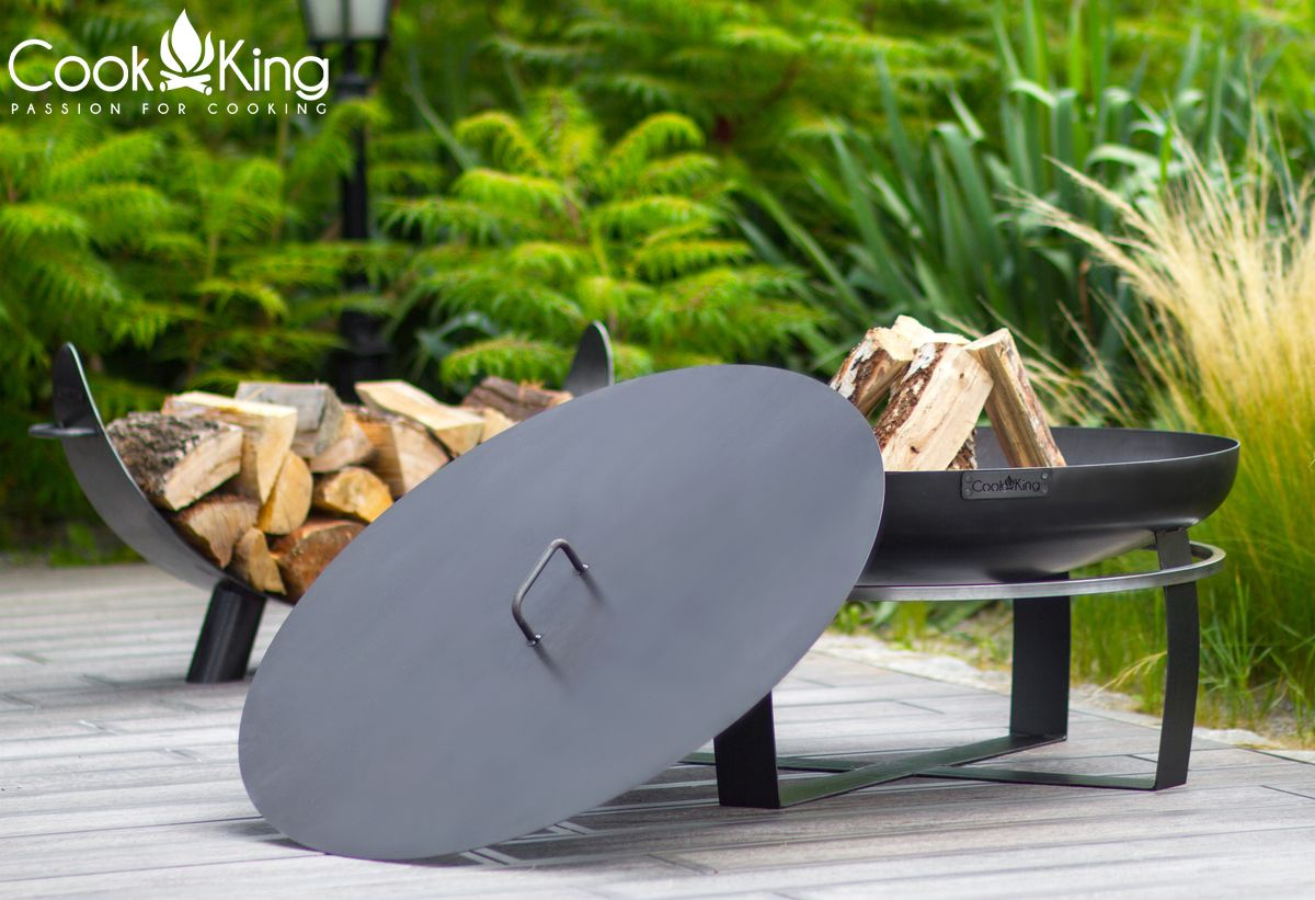 CookKing Viking Fire Bowl inc Lid 3 | Avant Garden