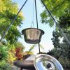 CookKing Stainless Steel Goulash Pot in 180cm Tripod with Bali Fire Bowl 2 | Avant Garden