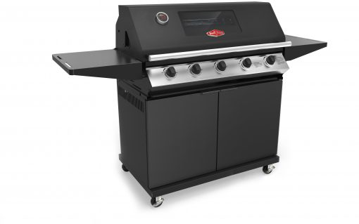BD5202EX BeefEater 5 Burner Black Chassis Gas Barbecue 1000 Series 1 | Avant Garden