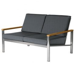 Equinox Two Seater Sofa by Barlow Tyrie 1EQD2 1 | Avant Garden