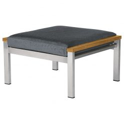 Equinox Ottoman Deep Seating Lounge by Barlow Tyrie 1 | Avant Garden