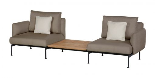 Layout Companion Set Low Arms Deep Seating Lounge Carbon Beige by Barlow Tyrie (1)   Avant Garden