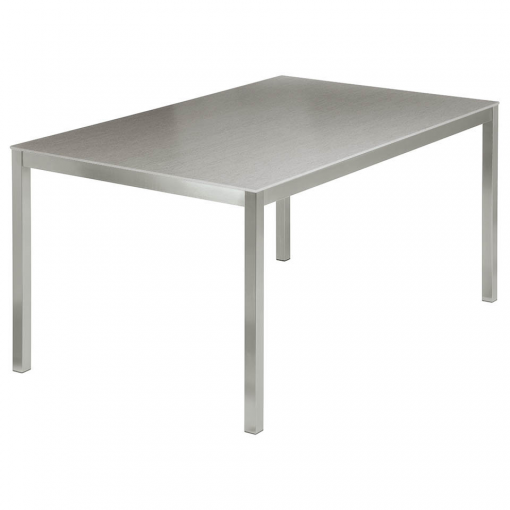 Equinox 1.5x1m Dusk Ceramic Top Table by Barlow Tyrie 1 | Avant Garden