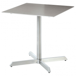 Equinox Pedestal Table 70 sq Dusk by Barlow Tyrie 1 | Avant Garden