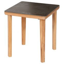 Monterey Oxide 50 Side Table by Barlow Tyrie (1) | Avant Garden