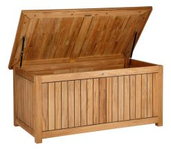 Storage Chest 150 Solid Teak by Barlow Tyrie (1) | Avant Garden