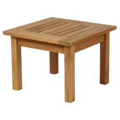 Colchester Low Table 54 Square by Barlow Tyrie (1) | Avant Garden