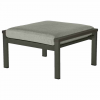 Equinox Carbon Ottoman Powder Coated Deep Seating Lounge by Barlow Tyrie (1) | Avant Garden