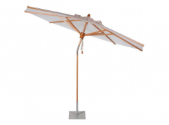 Napoli 280 Circular Parasol Canvas Colour Tilt Action by Barlow Tyrie (1) | Avant Garden
