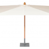 Napoli 350x250 Rectangular Parasol Canvas Colour by Barlow Tyrie (1) | Avant Garden