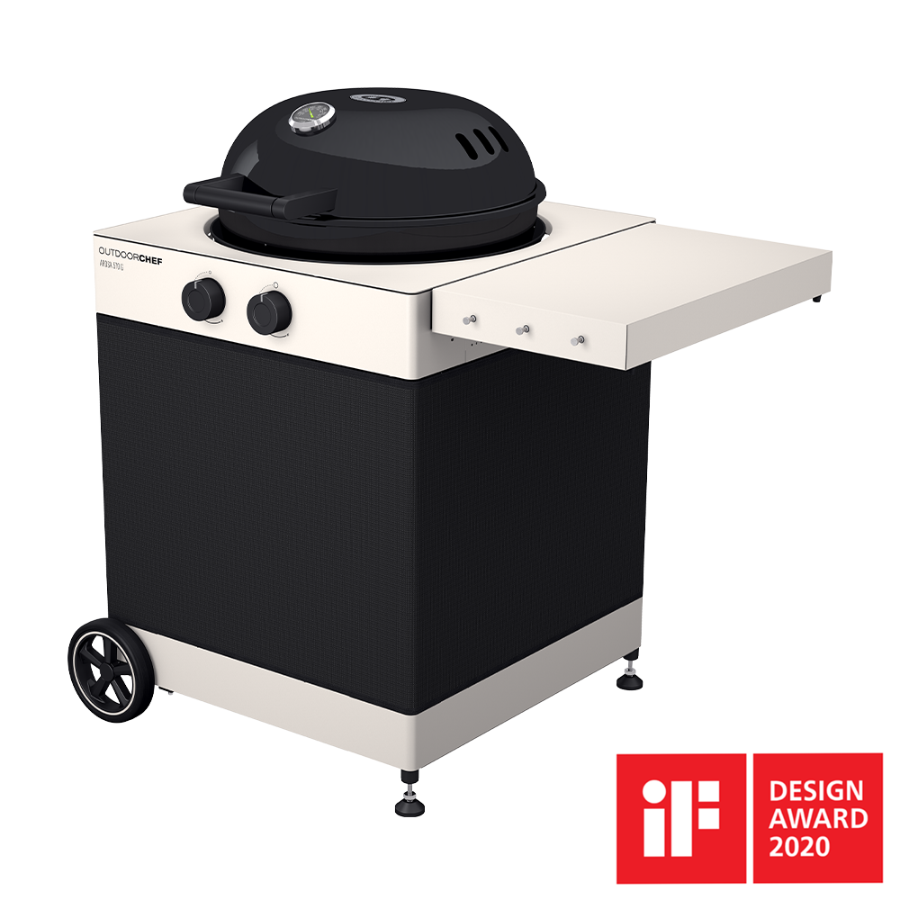 Arosa 570G Tex Gas Barbecue Grill Outdoorchef 2 | Avant Garden