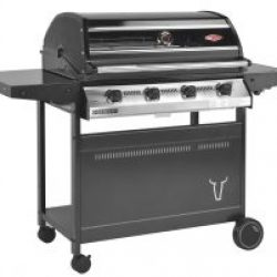 Beefeater Discovery 1000R Series??4 Burner BBQ & Standard Trolley