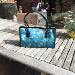 Tote Bag Small Lillies by Frieseke - Avant-Garden UK 4808a3a5dc5bb