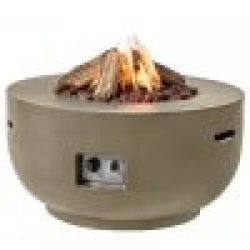 Happy Cocooning Cocoon Bowl Gas Fire Pit 5