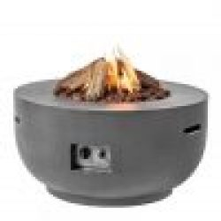 Happy Cocooning Cocoon Bowl Gas Fire Pit 4