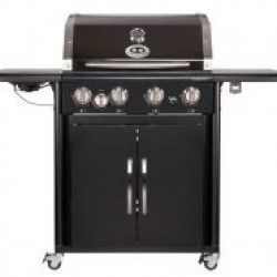 Outdoorchef Gas Barbecue Dualchef Trolley Cabinet Barbecue 425G