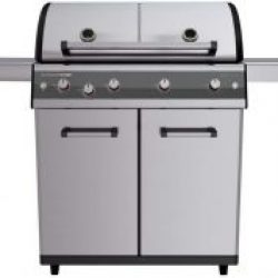 Outdoorchef Trolley Cabinet Barbecue Dualchef S 425G