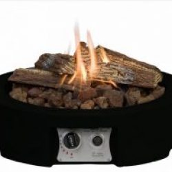 Happy Cocooning Cocoon Round Tabletop Gas Fire Pit